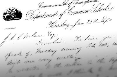 One hundred and fifty years ago the idea for Shippensburg University was born