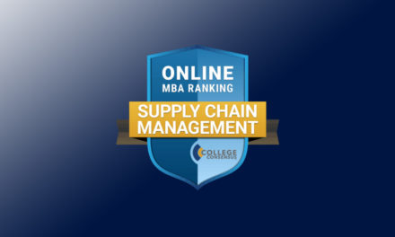 Online supply chain management MBA ranked among the best