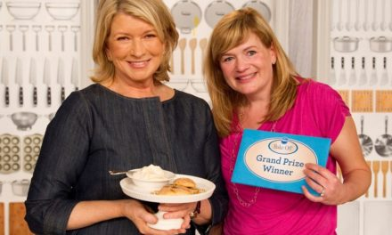 National Bake-off Champ Hosts Bake-Along June 18