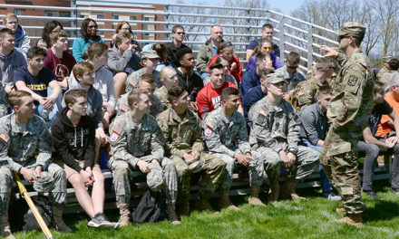ROTC announces incoming freshman scholarship recipients