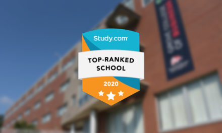 Ship named one of nation's best supply chain management schools