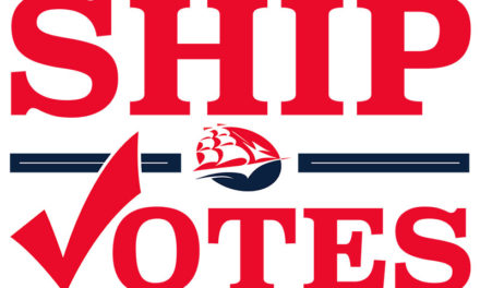 Ship Votes holds voter registration event