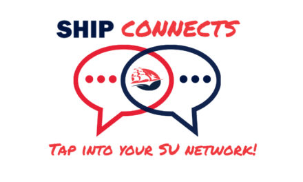 Virtually network with students, staff, faculty, and alumni on Ship Connects