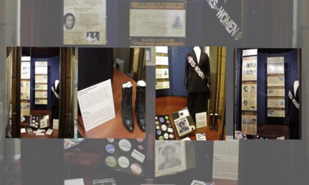 Fashion Archives and Museum helps State Capitol celebrate 19th Amendment