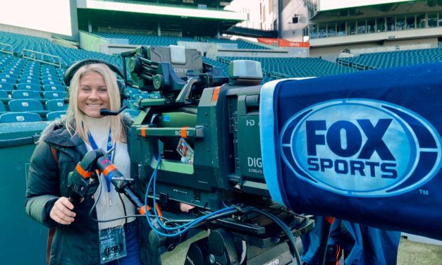 From Philly, to SUTV, to Fox Sports
