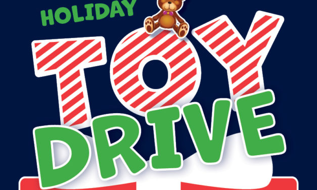 Give to the Ship holiday toy drive