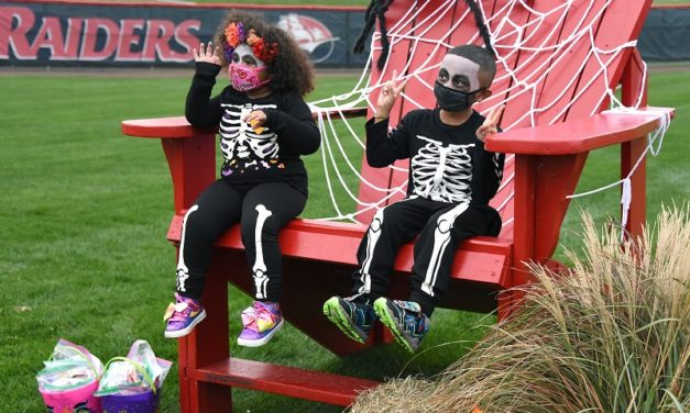 Ship celebrates Halloween with annual Treats No Tricks event