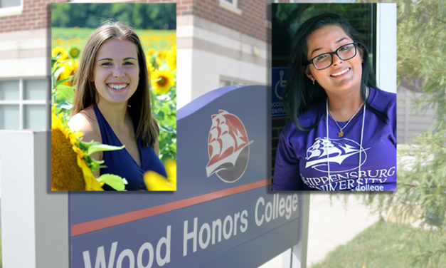 Wood Honors College students to present at national conference