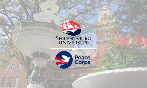 Shippensburg welcomes Peace Corps Volunteers to MSW program