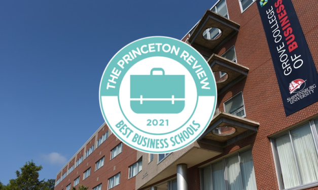 Shippensburg University named a Best Business School by The Princeton Review