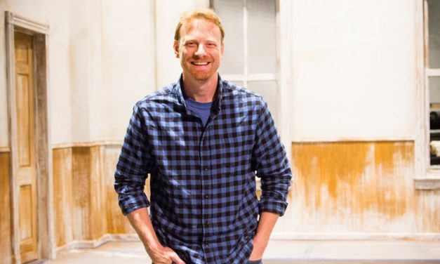 "Zeb Hults '01 tackles ""all things art"""