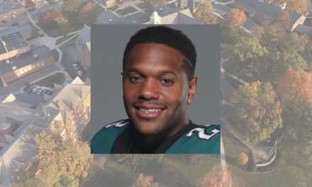 Philadelphia Eagle Rodney McLeod to speak at H.O.P.E event